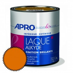 Laque alkyde brillante 0,5L...