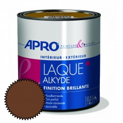 Laque alkyde brillante...
