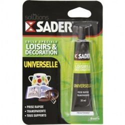 Colle universelle SADER 30ml